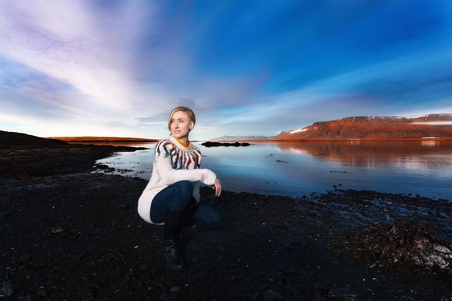 Snjólaug Ólafsdóttir umhverfisverkfræðingur Andrými